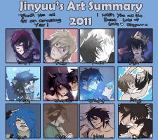 MY 2011 PICTURES by Jinyuu