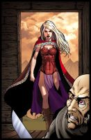 Grimm Fairy Tales Pg 19 Colors by Arciah