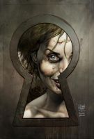 locke and key cover by ryanbrown-colour