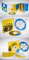 Hellogoodbye Z!A!V!D! Album Redesign by AngelicaVillegas