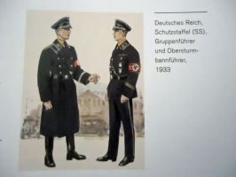 SS Uniform 1933 by Arminius1871
