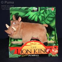 Lion King - Pumbaa by Mattel by dapumakat