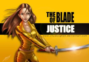 the blade of justice by chuaenghan