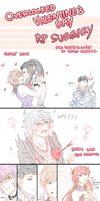 Overlocked VDay Disaster by Mafurako