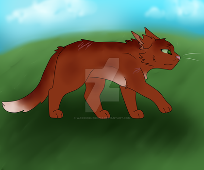 Firestar by WarriorNerdz66