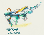 Lapikumos - The Moon Rabbit Fanmon by etonmantis