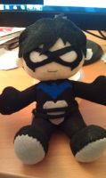 Young Justice Nightwing by DNadeshiko