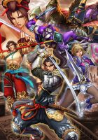 Soul Calibur III Set Card 1 by Artgerm
