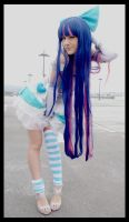 Stocking Cosplay 3 by Stunt-Sheep