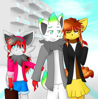 Illumina City Newcomers by xAuraSolarisx