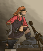 Medieval Fortress: Engineer by Nintendo-Nut1