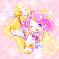 Star Guardian Lux! by MizoreAme