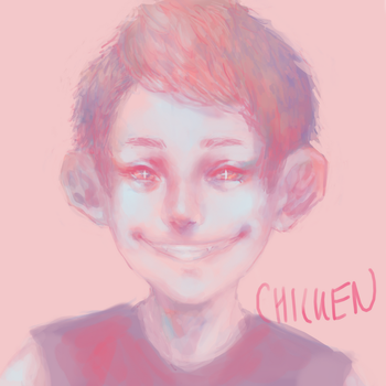 lol i actually somewhat finished something by ChickenFingerParty