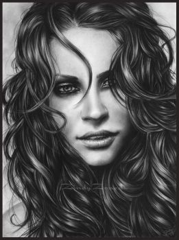 Evangeline Lily 4 by Zindy
