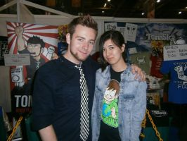 TomSka at London MCM Expo May 2013 by HeyVikkiTime
