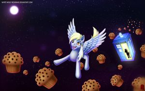 Muffins Space by White-Wolf-Redgrave