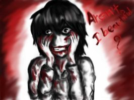 Jeff the killer (completed) by floriyon