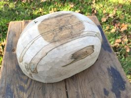 Ambrosia Maple Bowl Bottom Day 5 by lamorth-the-seeker