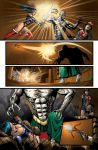 Zenescope - GFT Unleashed #1 page 29 Colors by nahp75