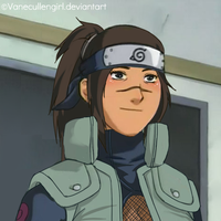 Iruka as Girl by VaneCullenGirl