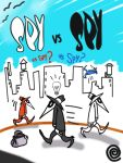 Spy Vs Spy by MAKATAKO