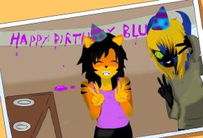 Happy Bday Mothgirl13 by Kalix5