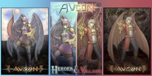 AVcon Poster - Original Ver. by Serio555
