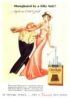 Old Gold Cigarettes by peterpulp