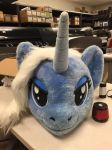 Trixie head with three fans and light up horn by ramivic
