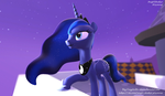 Princess Luna by AngelStudio-Alicorns