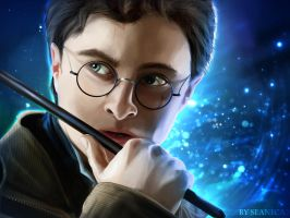 Harry Potter - Magic Around Me by Seanica