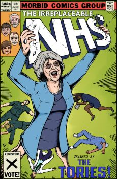 Dismay - Trashed by the Tories by sebcarey