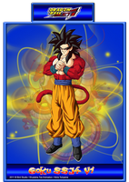 Goku SSJ4 V1 by CHangopepe