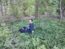 Chris and the Undergrowth by Lemonflavoredkittens