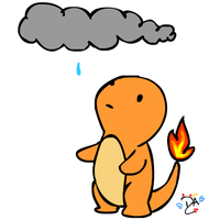 Charmander by dcheeky-angel