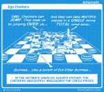 Ego Checkers by schizmatic
