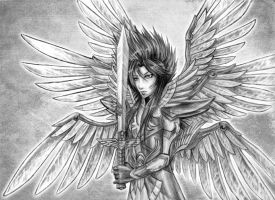Hades-Saint Seiya by Loreen