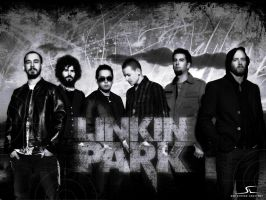 Linkin Park wallpaper by gone4ever95