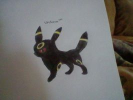 Umbreon by midna83098