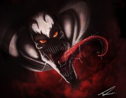 Anti-Venom by FuShark