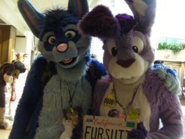 Anthrocon 2013: ??? and Twilight by murkrowzy