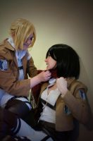 Attack on Titan: Rivals by DMinorDucesa
