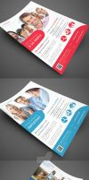 Multipurpose Corporate Flyers Magazine Ads vol. 2 by env1ro