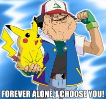 Forever alone I choose you by Elektronikage