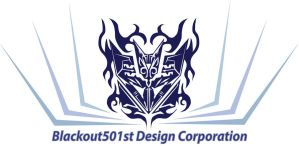 new blackout501st logo by blackout501st