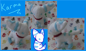 Karma Plushie by fangs211