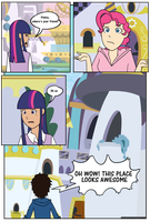 It's Not Equestria Anymore Ch2 P17 by afroquackster