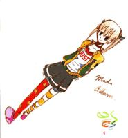 Maka Style by illimitefancy