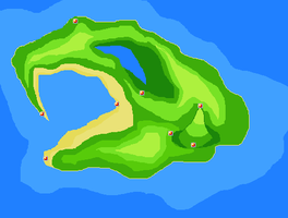 fang island map by omegaproductions
