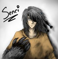 Senri by darkmoogle121